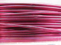 Artistic wire, 0.64mm, magenta, 13,72m