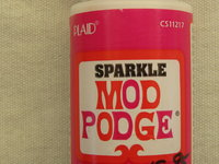 ModPodge, sparkle glue, 59ml