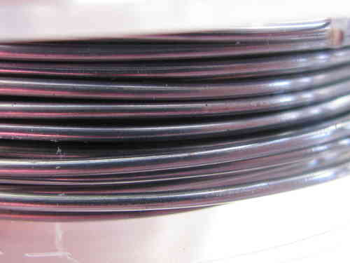 Artistic wire, 1.02mm, harmaa, 9,14m