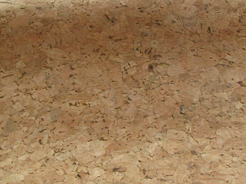 Cork fabric , 30x45cm, plain, 1 pcs