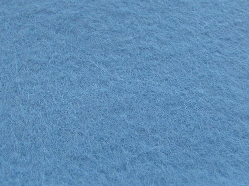 Felt sheet 30x45cm, light blue, 1 pcs