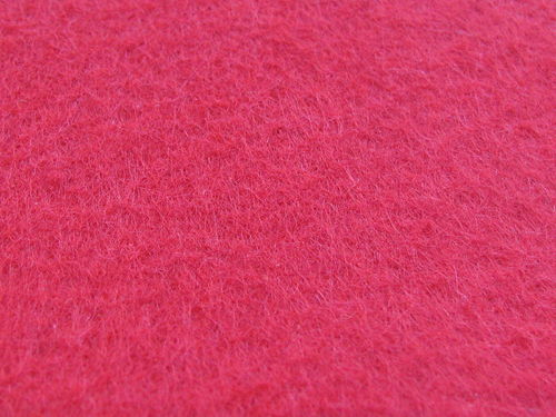 Felt sheet 30x45cm, red, 1 pcs