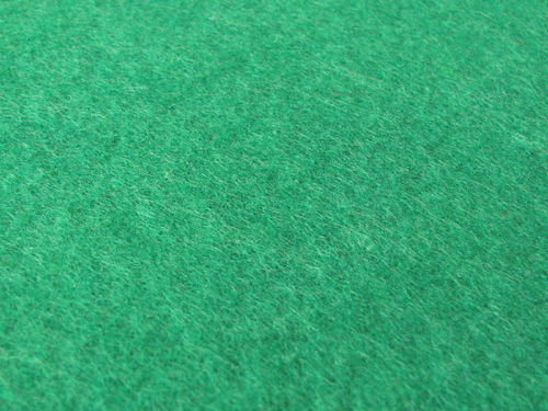 Felt sheet 30x45cm, green, 1 pcs